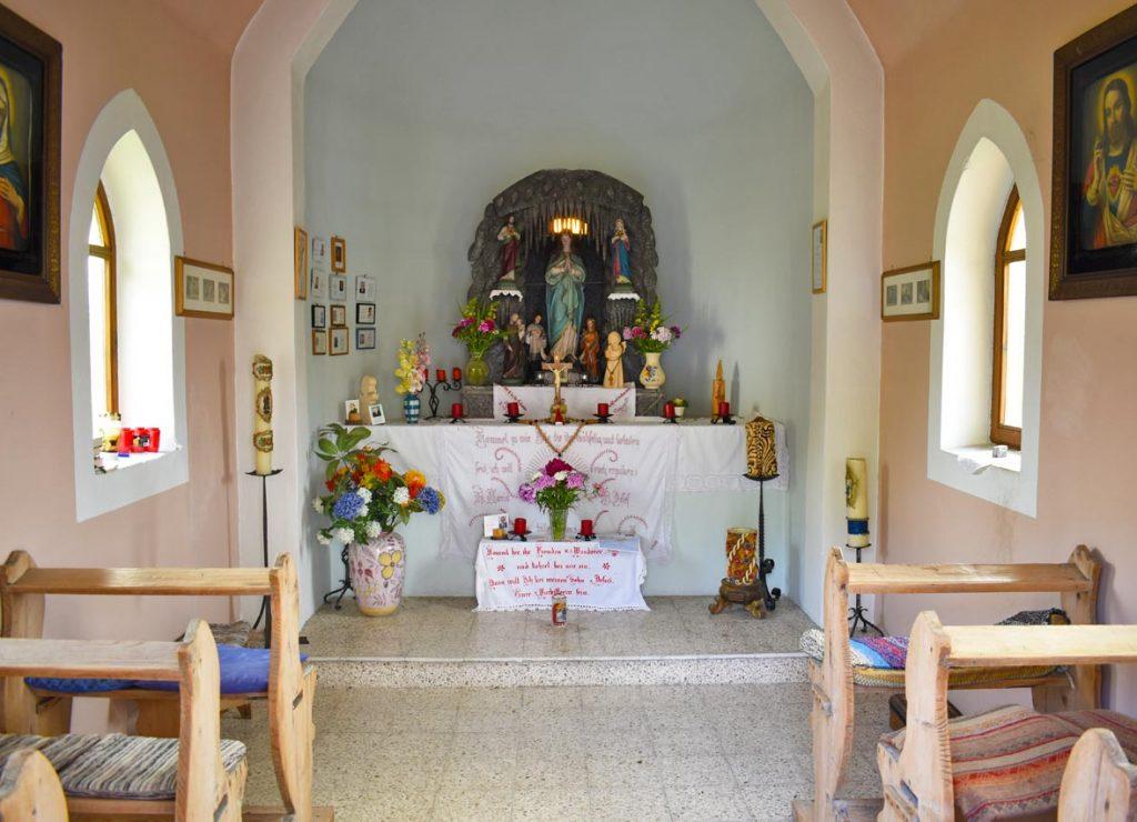 Beständige, spirituelle und abenteuerreiche Plätze