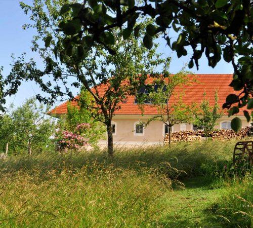 Urlaub am Bauernhof Waldbothgut Hofgarten