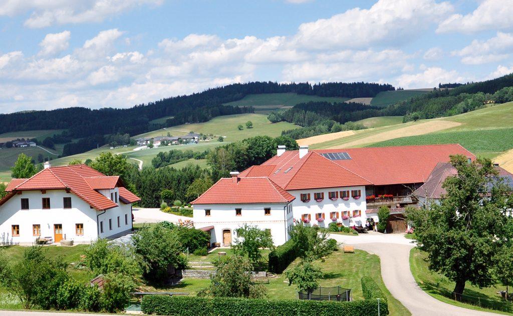 Der Schafflhof - Urlaub am Bauernhof im Mühlviertel
