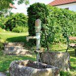 Pumpbrunnen am Schafflhof im Mühlviertel