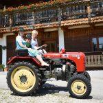 18er Steyrer Traktor Suassbauer