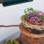 Blumendeko beim Suassbauer
