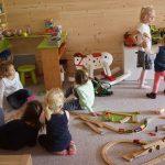 Spielezimmer Urlaub am Bauernhof Löschgruberhof, Mühlviertel