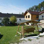 Spielwiese Urlaub am Bauernhof Löschgruberhof, Mühlviertel