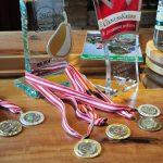 Medaillen am Urlaub am Bauernhof Moser