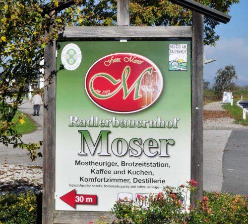 Urlaub am Bauernhof Moserhof