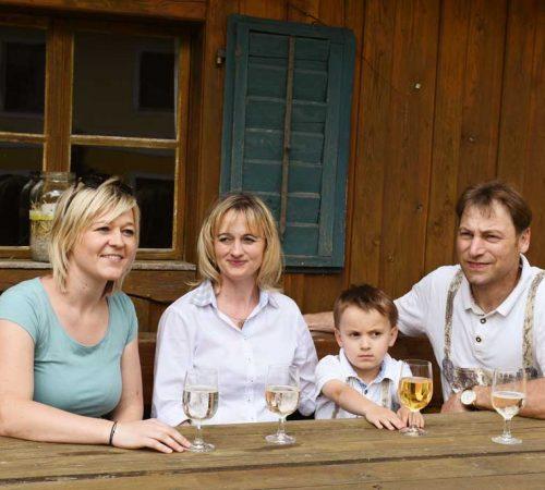 Hof- und Familienportrait Turmkeller