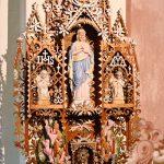 Altar in der Hofkapelle am Turmkeller
