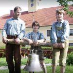Neue Glocke am Turmkeller Urlaub am Bauernhof