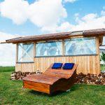 Mit der Natur im Bett am Urlaub am Bauernhof Hochhubergut