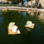Blumen im Naturbadeteich beim Grafhaidergut (c) Heinisch Gollner