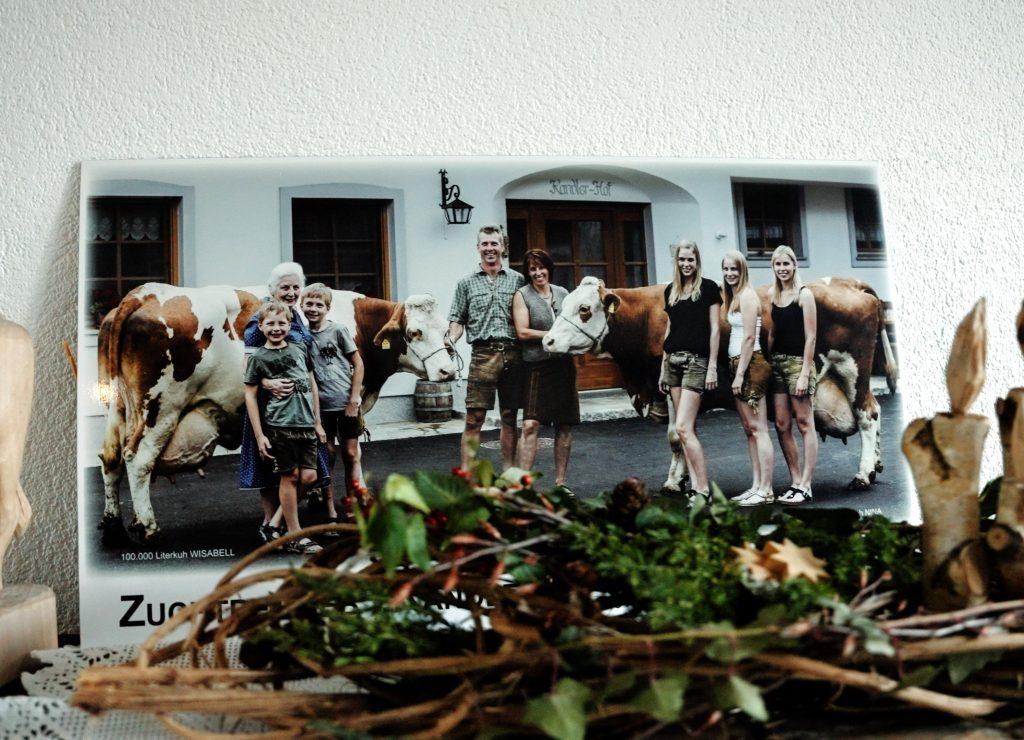 Mit Leib und Seel für den Bauernstand – Ferienhof Kandler
